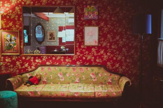Lady Fina Café - Foto por Flavia Valsani