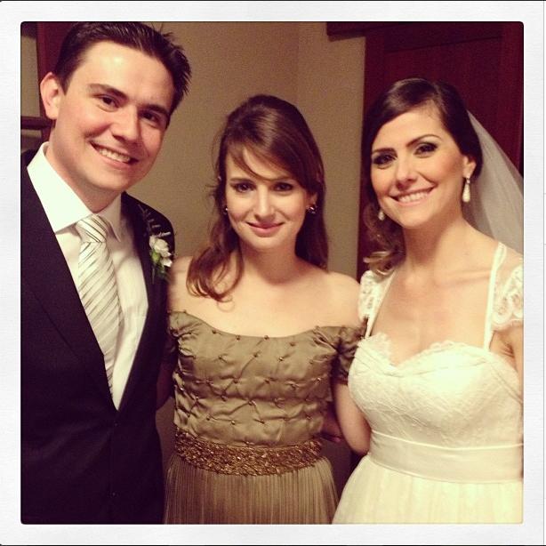 Henrique, Lorenza e Stéfane | Foto: instagram @lorenzapozza