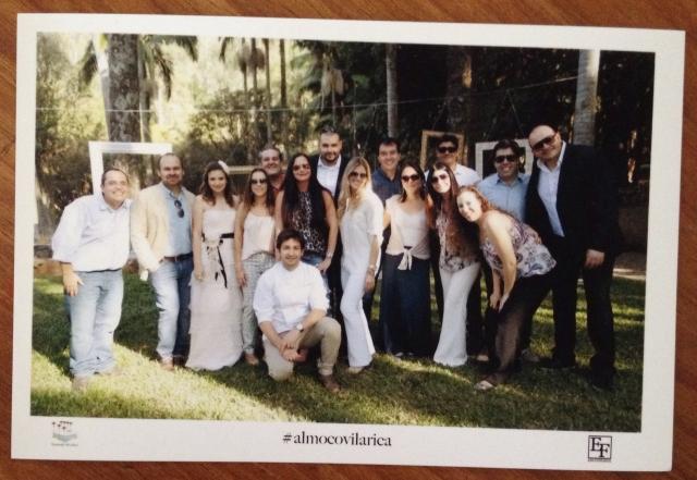 Todos os fornecedores! <3 Esta foto foi um mimo do Edu Federice, que imprimiu na hora para os convidados poderem levar uma lembrança desta doce tarde!