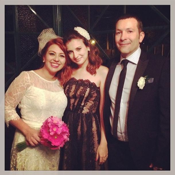 Eu, @jujupotenza e o Lucas. Foto: Instagram @lorenzapozza
